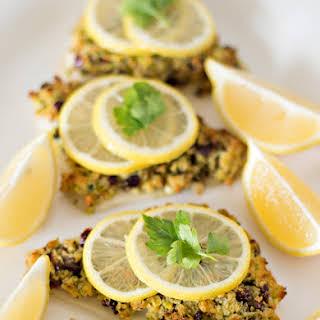 Pistachio Crusted Fish Recipes.