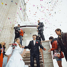 Wedding photographer Nikolay Evdokimov (evnv). Photo of 02.05.2013