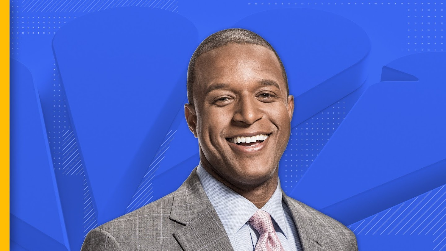Watch Craig Melvin Reports live
