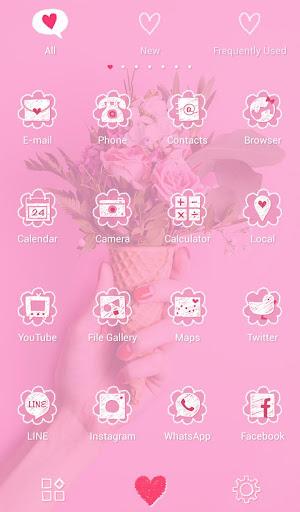 Cute Wallpaper Flower Cone 1.0.0 Windows u7528 3