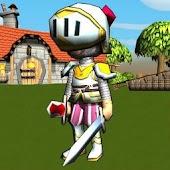 Medieval Knight Attack