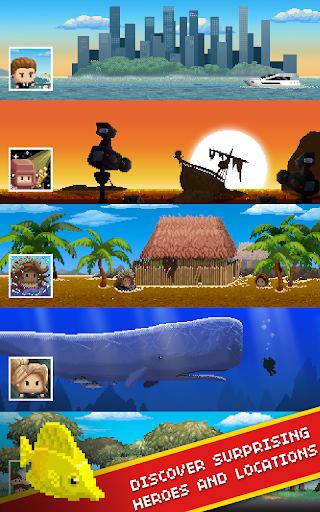 Télécharger Gratuit Desert Island Fishing apk mod screenshots 4