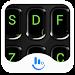 Black Green Keyboard Theme Icon