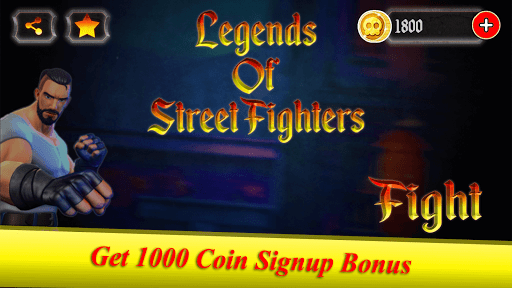 Legends Of Street Fighters 1.4 screenshots 1