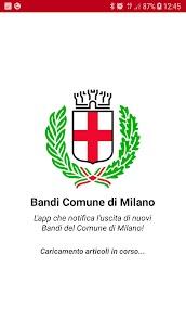 Bandi Comune di Milano 3.0 Mod APK (Unlimited) 1