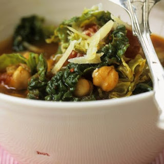 Cabbage and Chickpea Stew