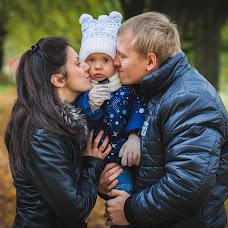 Wedding photographer Anastasiya Strekopytova (kosolap). Photo of 09.10.2014