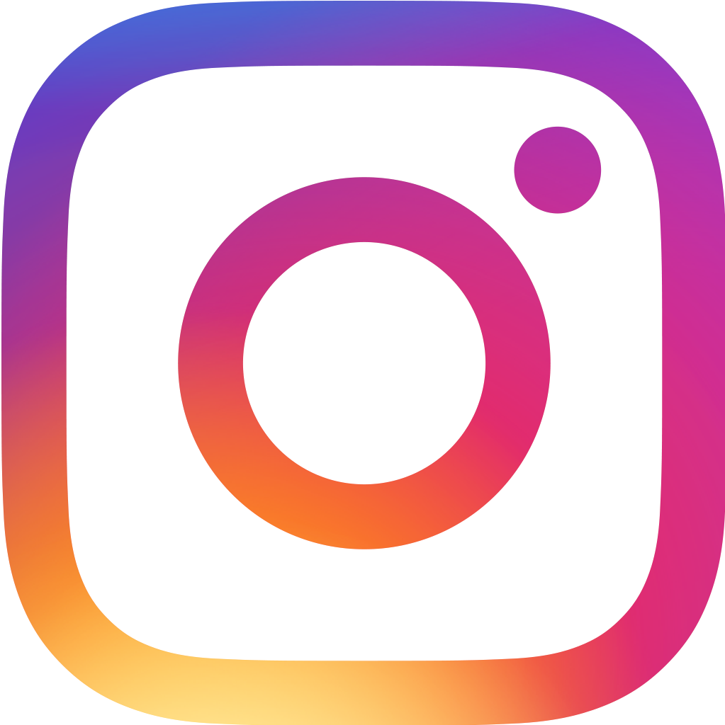 large instagram logo