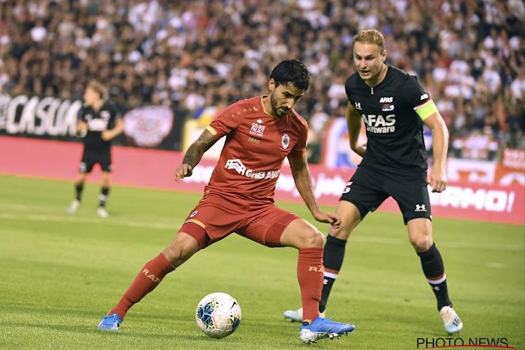 Un joueur de l'Antwerp devrait bientôt faire son retour en sélection