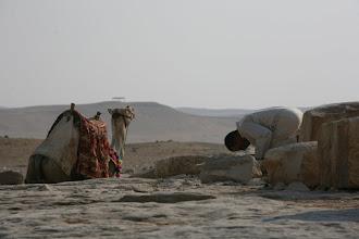 Photo: L'heure de la prière