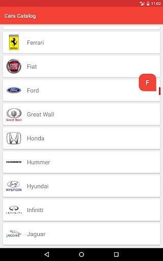 玩免費遊戲APP|下載Cars Catalog app不用錢|硬是要APP