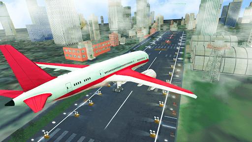 Airplane Flight Simulator Free Offline Games modavailable screenshots 7