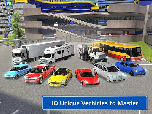 Multi Level 7 Car Parking Simulator 1.1 screenshots 10