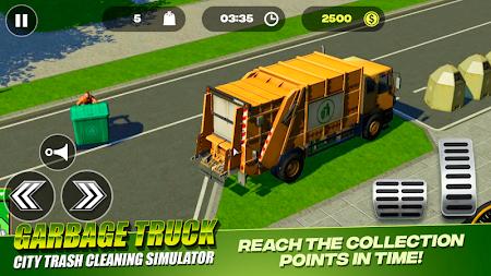 Garbage Truck - City Trash Cleaning Simulator 3.0 screenshot 2093519