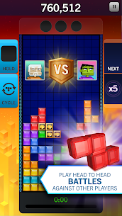 TETRIS Blitz 4.2.1 MOD (Unlimited Money) 4