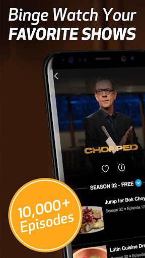 food network go - watch & stream 10k+ tv episodes screenshot 1