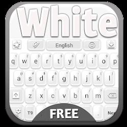 White GO Keyboard