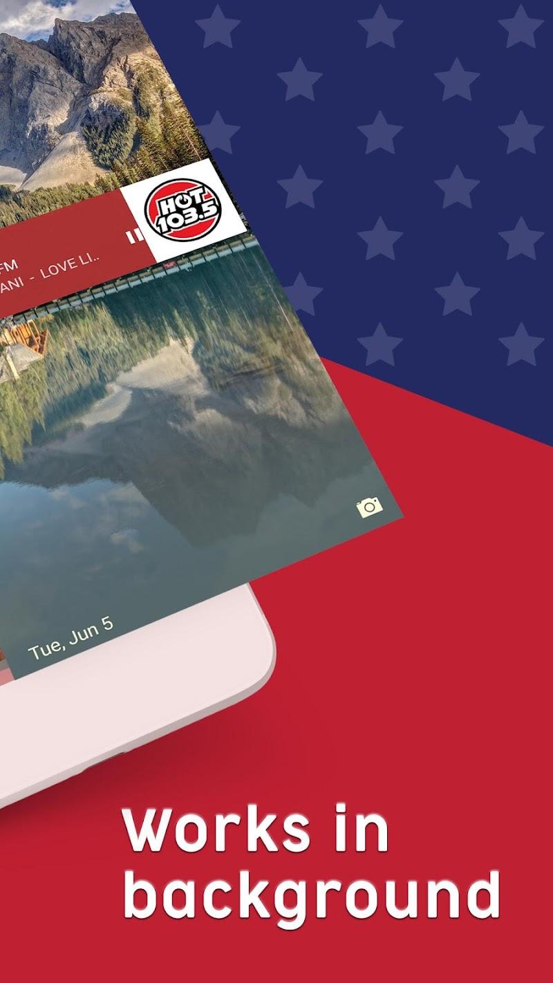 myTuner Radio App: FM Radio + Internet Radio Tuner Screenshot 6