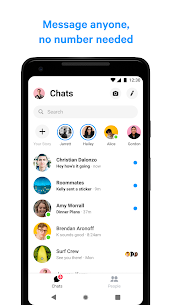 FB Messenger Mod Apk (Official) Ads Removed for Android 2