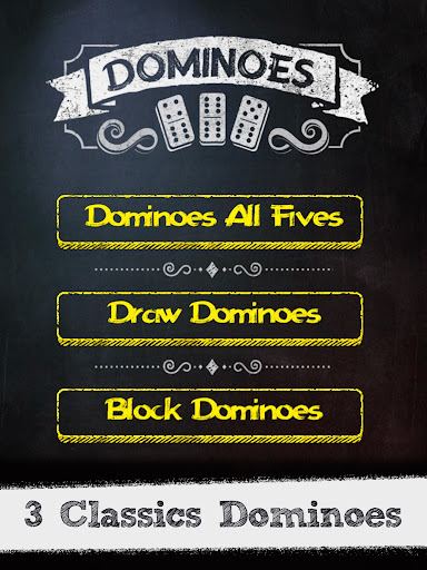 Dominoes - Best Classic Dominos Game android2mod screenshots 11