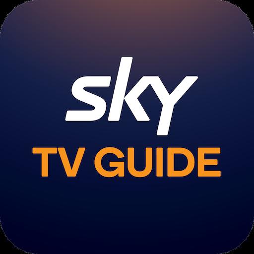 SKY TV GUIDE Icon