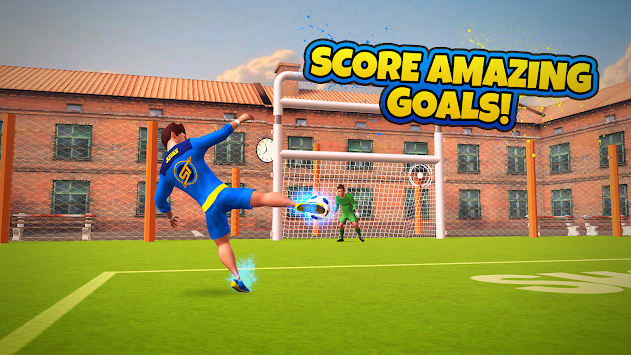 SkillTwins Football Game apk screenshot