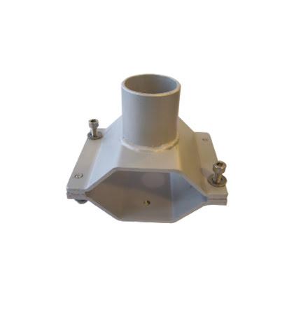 Torontoblink Ø 70-120 mm multibeslag til sidemontering
