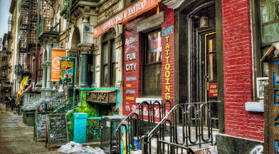 Photo: Somewhere in the East Village #NYC