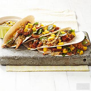 Salsa and Pork Fajitas Recipe