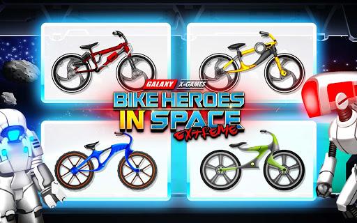 High Speed Extreme  Bike Race Game: Space Heroes 3.39 screenshots 2