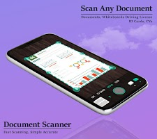 Scanner App -  PDF Scanner Document Scan OCR