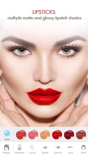 Makeup Beauty Camera Face