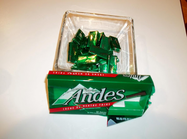 Andes Mint Cookies Recipe