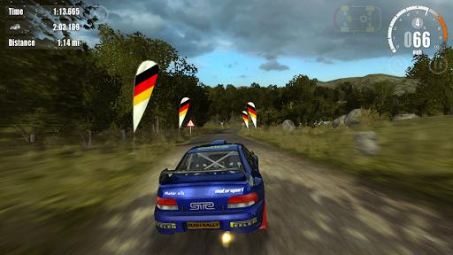 Rush Rally 3  screen 0