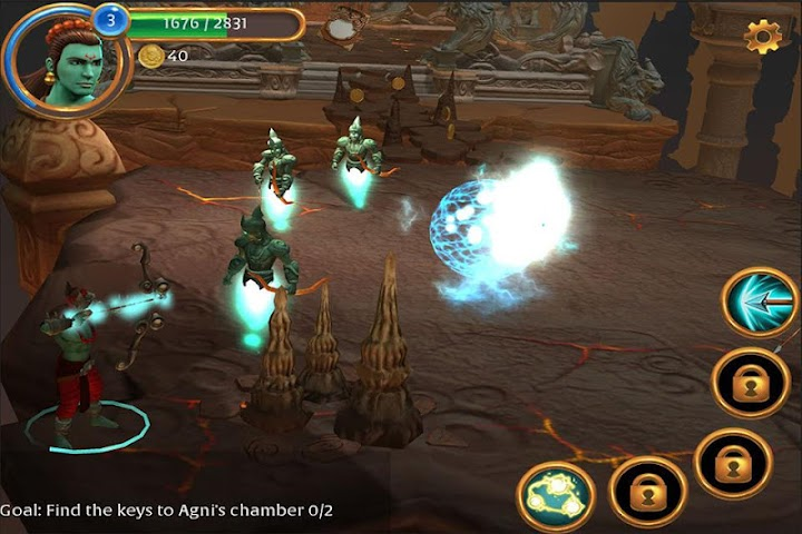 android Gamaya Legends Screenshot 4