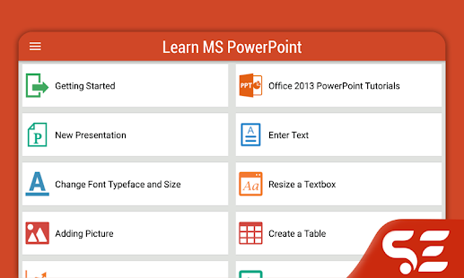 Learn MS Power Point - náhled