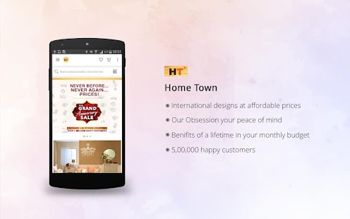 HomeTown – Furniture Store- screenshot thumbnail