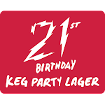 Real Ale 21st Anniversary - Pre Prohibition Lager