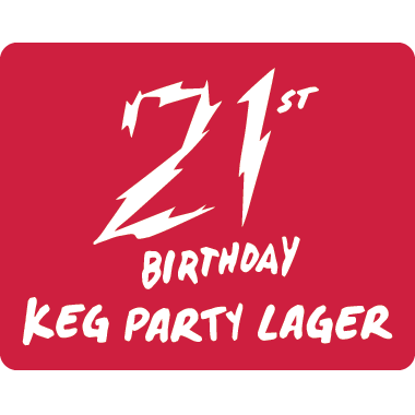 Logo of Real Ale 21st Anniversary - Pre Prohibition Lager