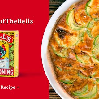 Bell's Zucchini Squash Casserole.