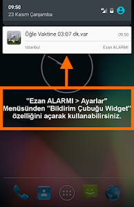 Ezan ALARMI screenshot 1
