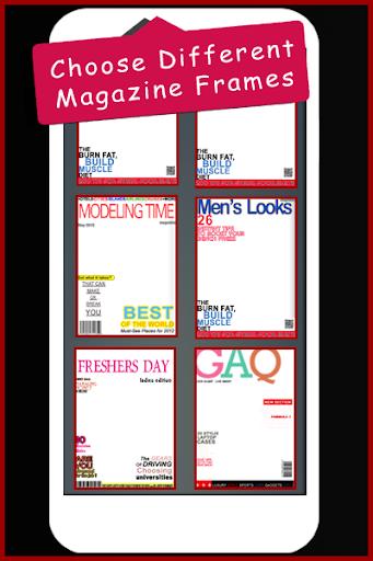 Magazine Frames-Celebrity Show for PC