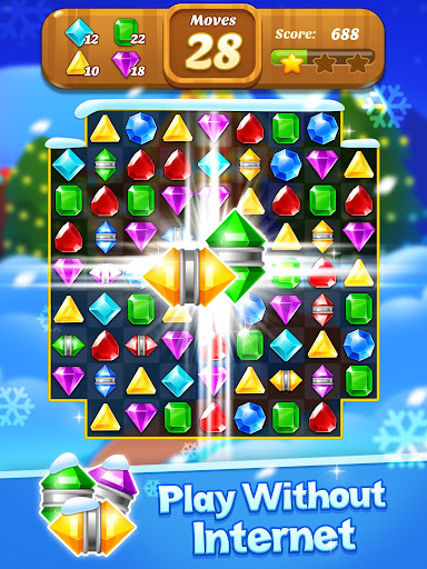 Download Jewel Crush 2019 MOD APK 10