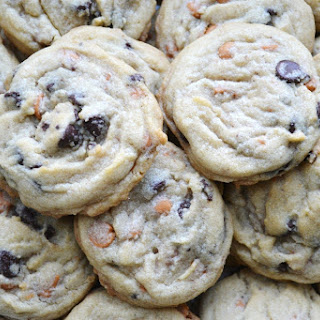 Chewy Butterscotch Chocolate Chip Cookies