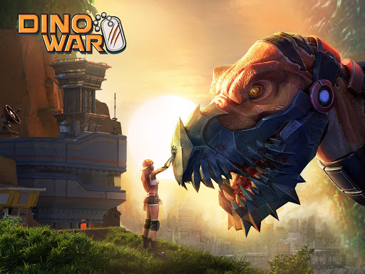 Dino War: Rise of Beasts 2.1.0 androidappsheaven.com 1