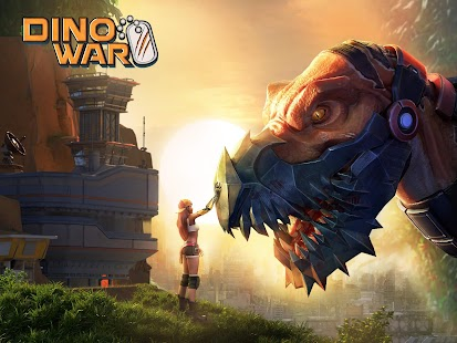 Dino War: Rise of Beasts Screenshot