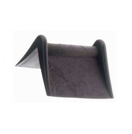 Bandskydd 40mm svart 1000/fp