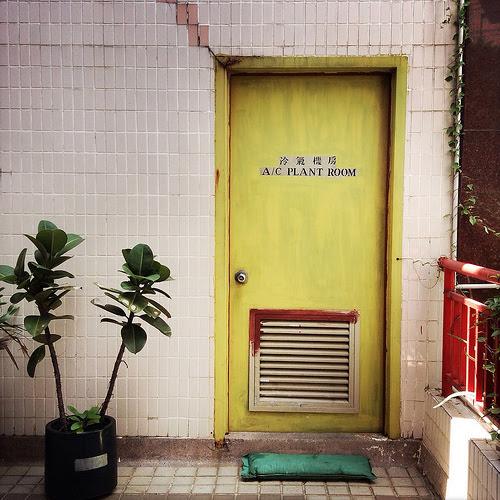 A/C, air conditioning, Plant Room, mechanical room,  冷氣, 機房, hong kong