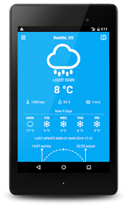 Quick Weather Free Weather App screenshot 20
