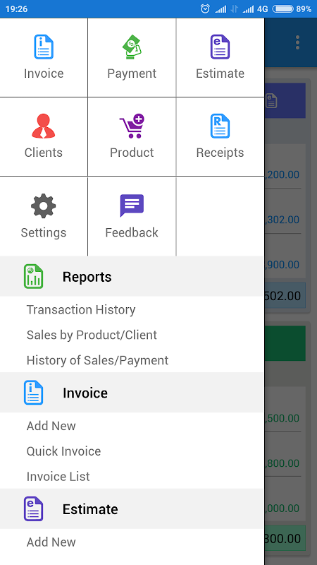 Simple Invoice Manager APK Download Free Business APK Download - Invoice simple apk